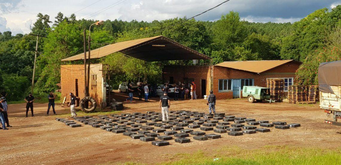 Operativo antidrogas exitoso en Misiones