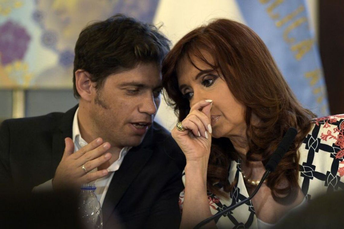 Cristina Kirchner y Axel Kicillof expondrán sus argumentos por la causa dólar futuro el 1 de marzo