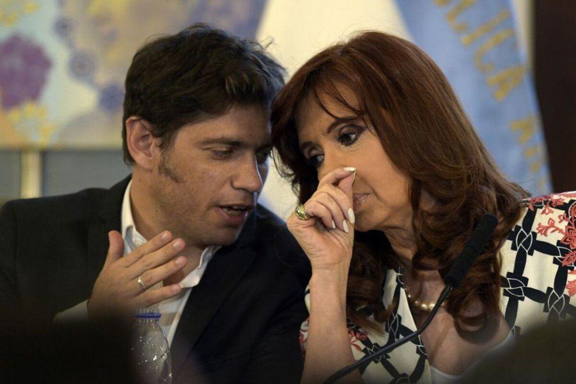 Cristina Kirchner y Axel Kicillof declararán el 4 de marzo