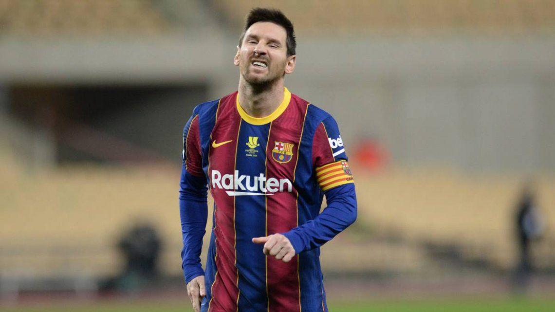 Un nuevo premio para Lionel Messi