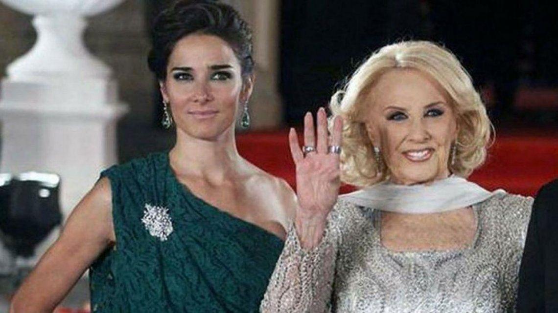 Mirtha Legrand vuelve a la televisión y compartirá los fines de semana con Juana Viale