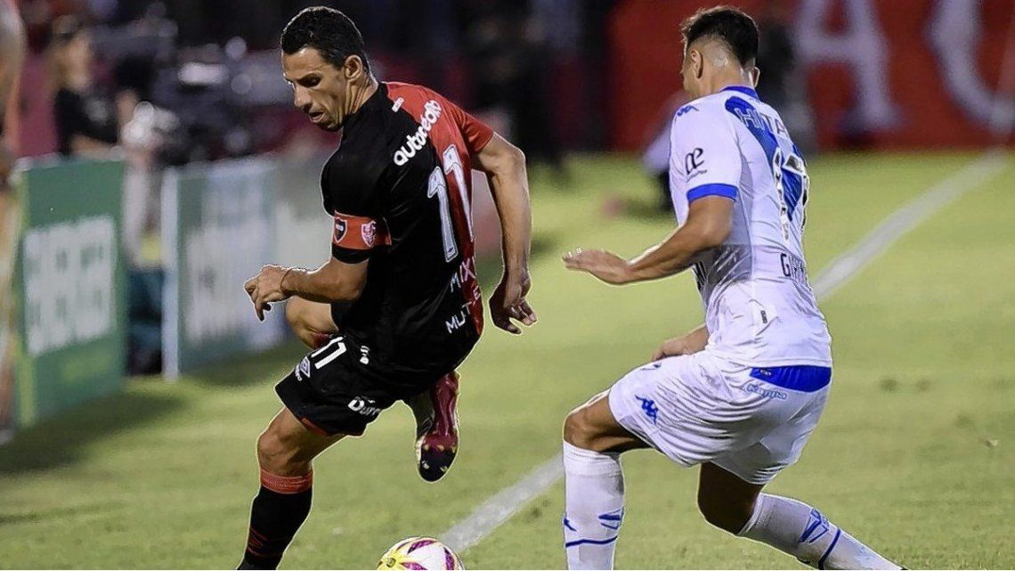 Vélez enfrenta a Newell´s en la Copa de la Liga