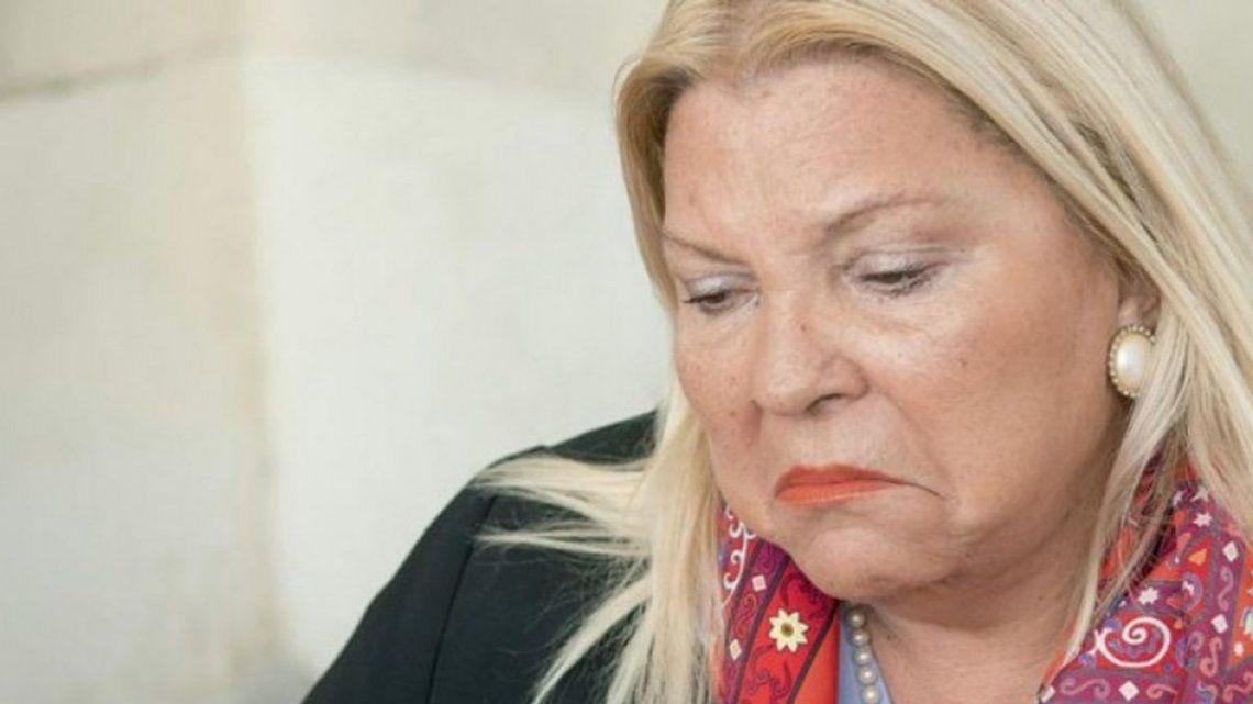 Elisa Carrió no se vacunará con la Sputnik V