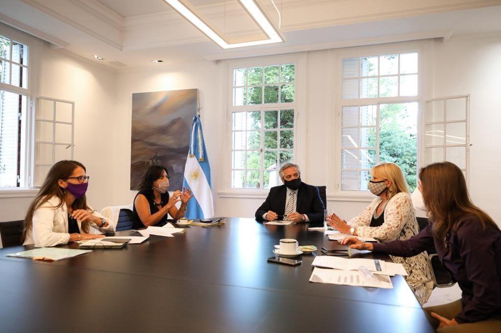Alberto Fernández anunción la Creación de Consejo Federal para el abordaje de los femicidios