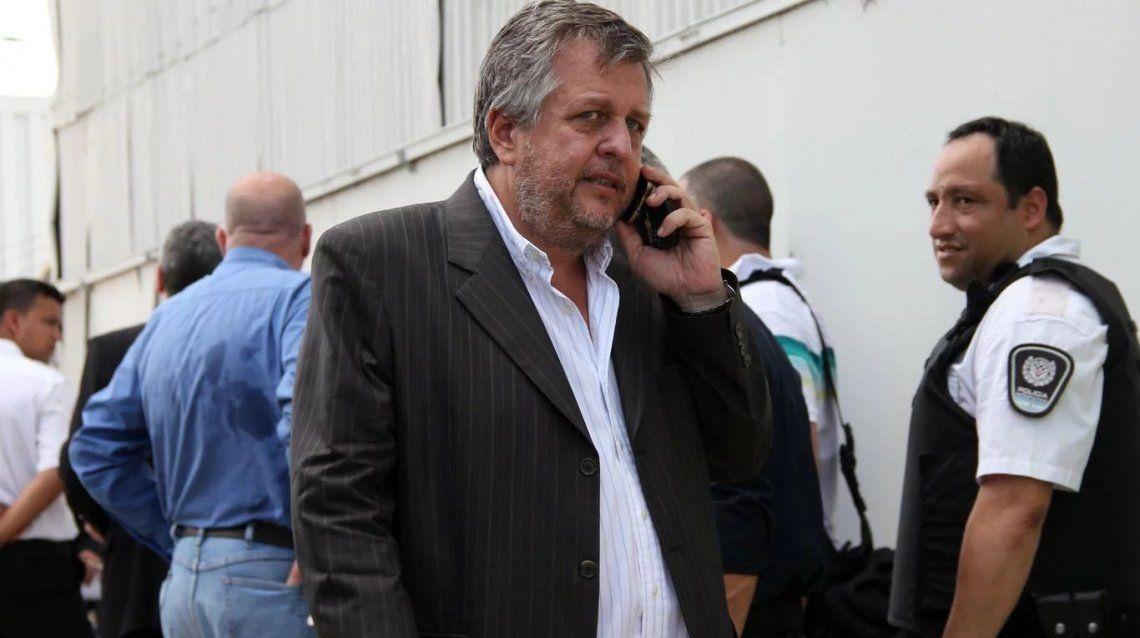 El fiscal Carlos Stornelli cuestionado por el jefe de Gabinete Santiago Cafiero