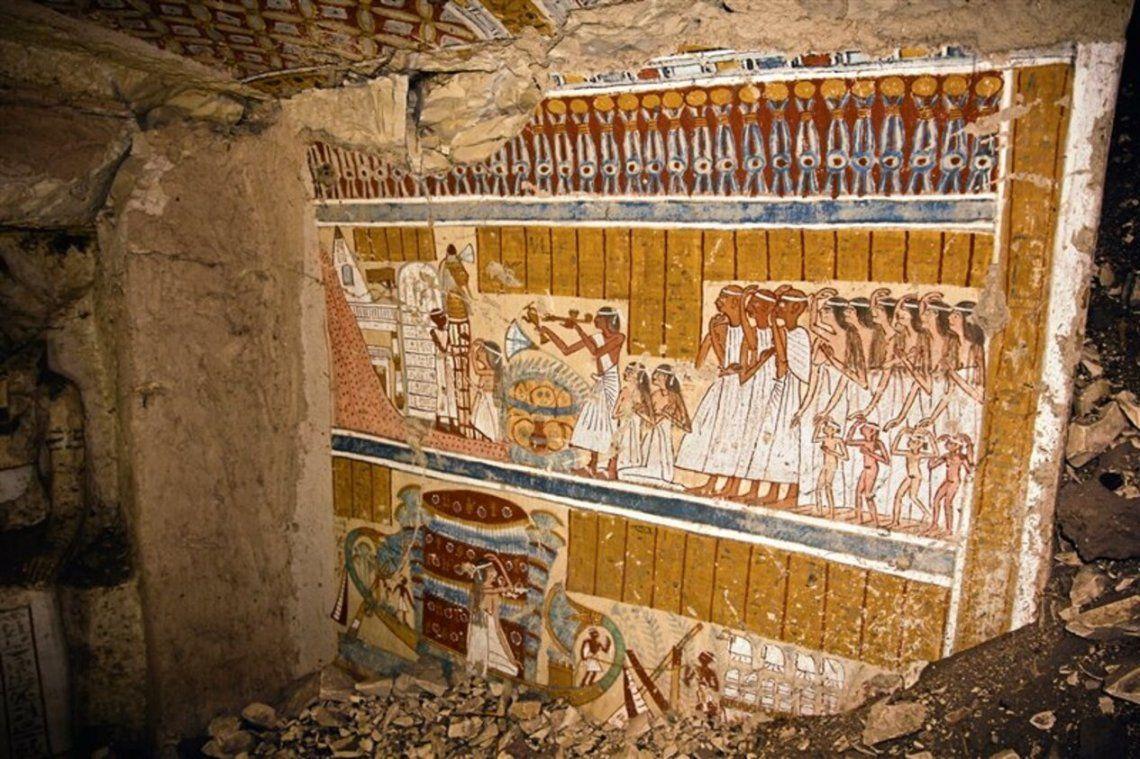 Descubren en Egipto una fábrica de cerveza de más de 5.100 años