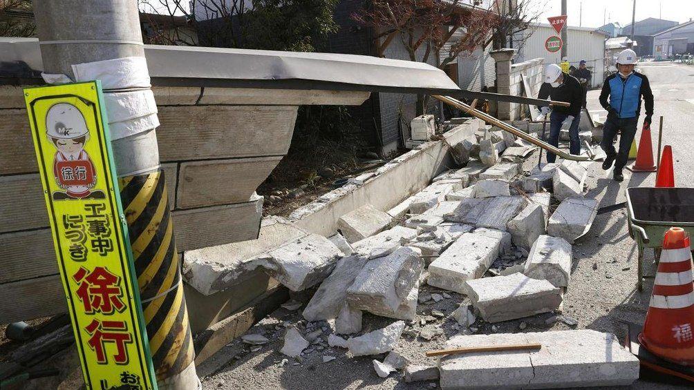 Se trató de una réplica lejana del terremoto del 11 de marzo de 2011 según la JMA.