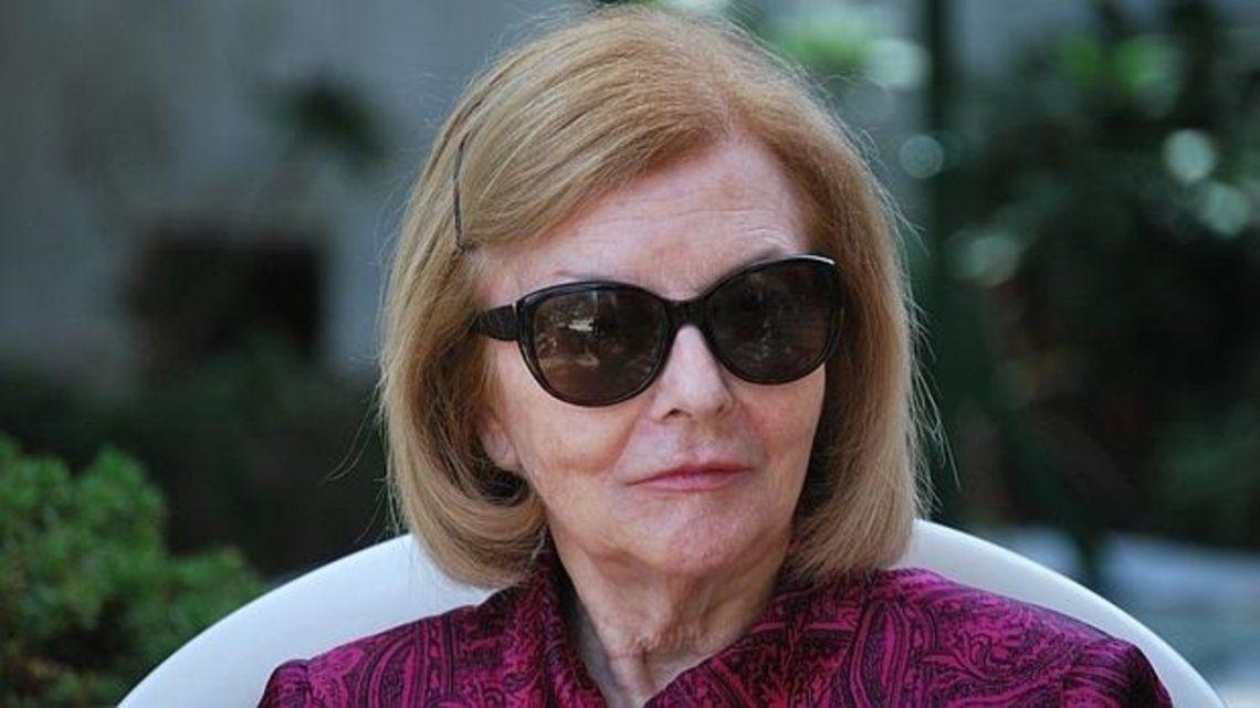 María Estela Isabel Martínez de Perón es la decana de los ex presidentes argentinos.