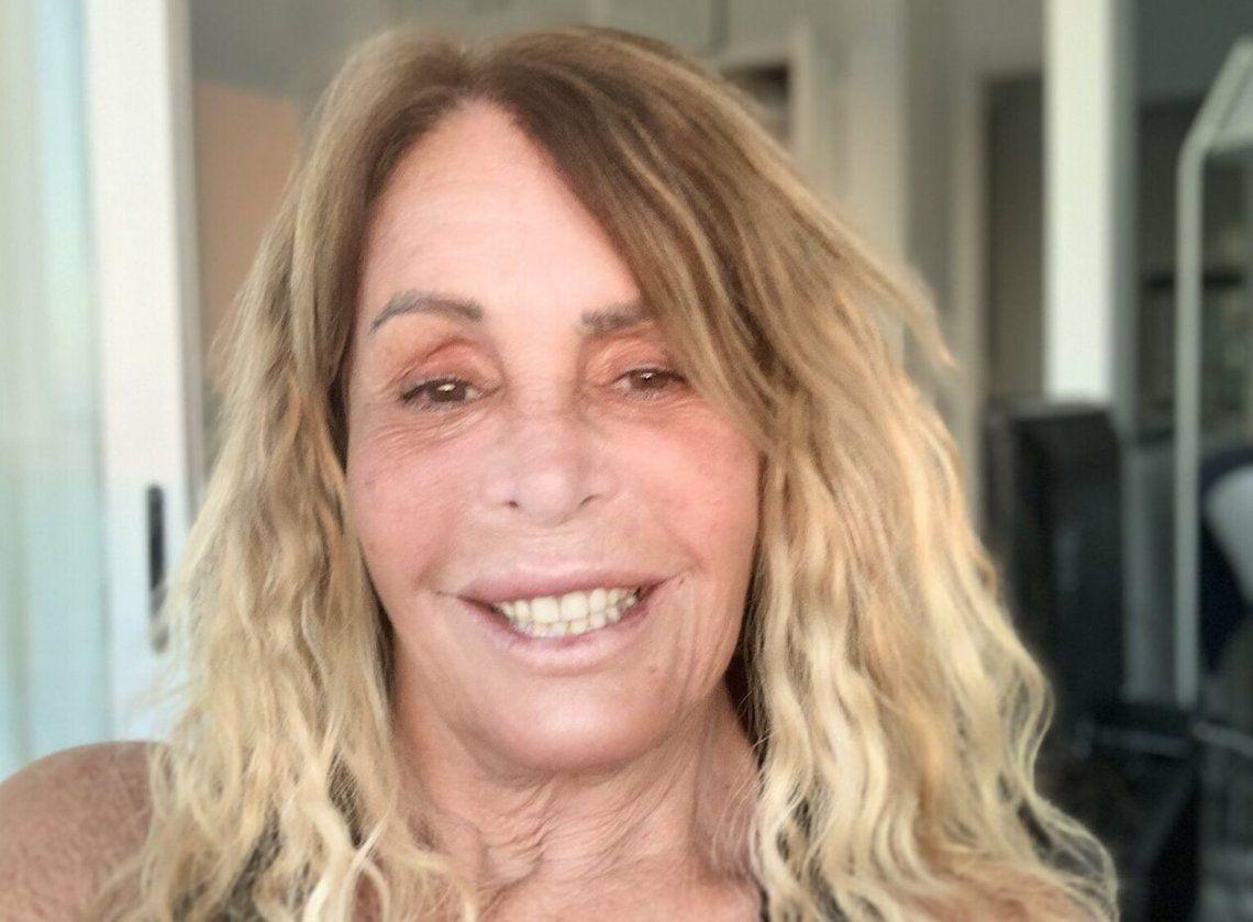 Pata Villanueva internada en grave estado en Uruguay