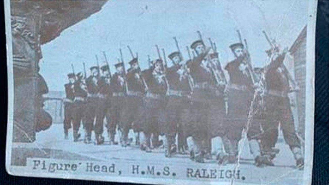 Reino Unido: entregan postal enviada por un soldado en la Segunda Guerra Mundial
