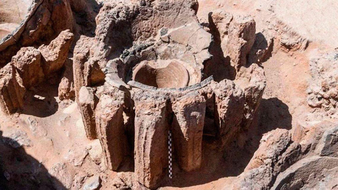 Egipto: descubren una fábrica de cerveza de 4.000 años
