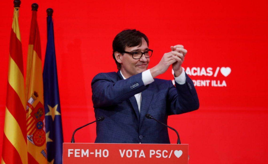 Salvador Illia obtuvo el 23% de los votos.