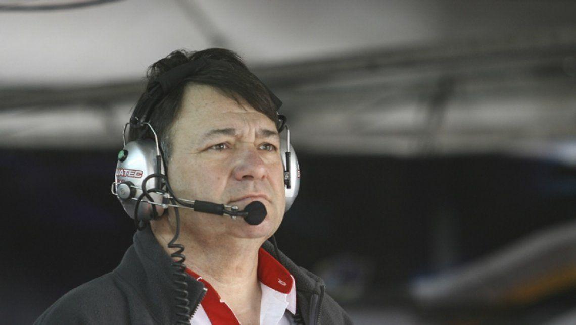 Falleció Alberto Canapino