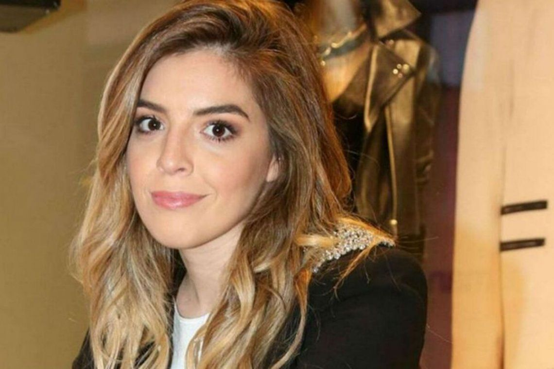 Dalma Maradona confirmó la noticia en su programa de radio.