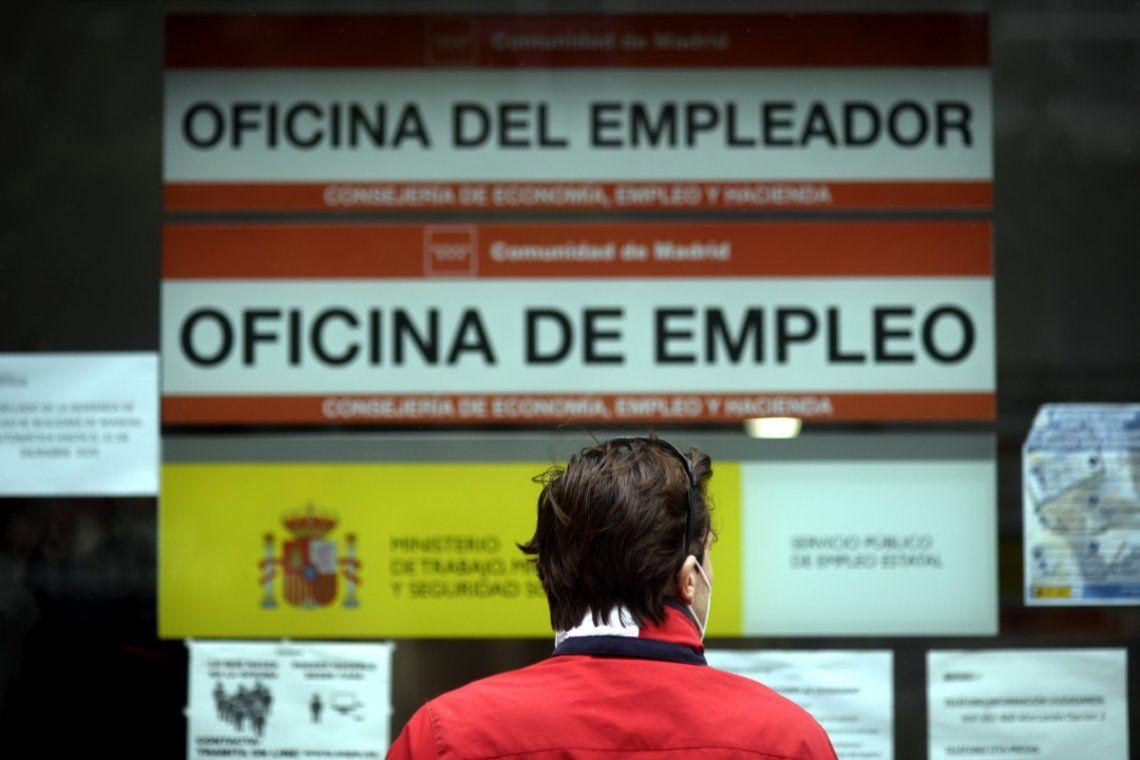 El desplome económico en la Unión Europea se vio reflejado en la pérdida de casi 4 millones de empleos.