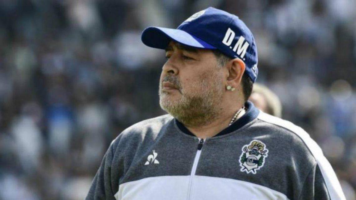 Diego Maradona falleció el pasado 25 de noviembre.