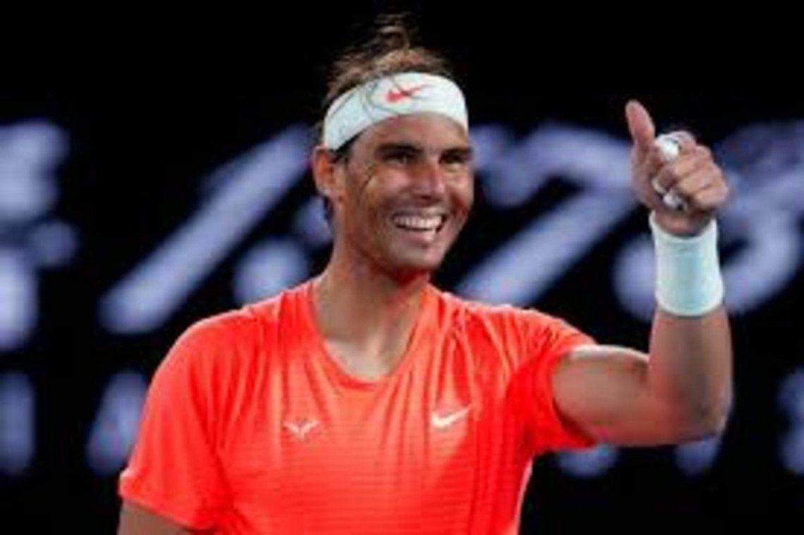 Rafael Nadal busca las semifinales en Australia