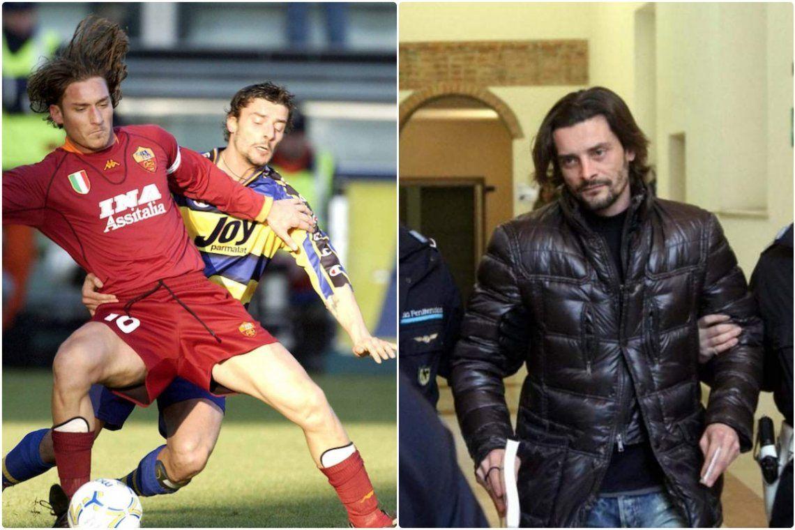 Sartor ya tuvo problemas en Italia por participar de un fraude debido a las apuestas deportivas.