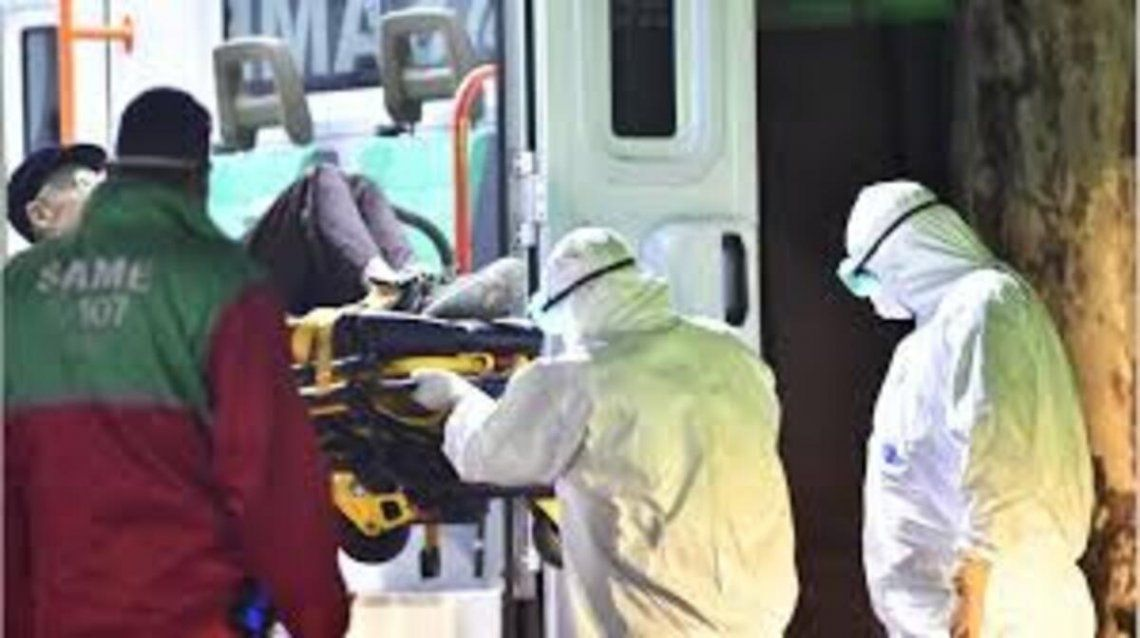 Se reportaron 5.417 nuevos casos de coronavirus.