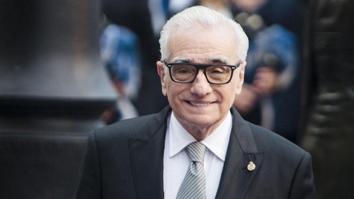 Scorsese criticó el estado actual de la industria del cine.