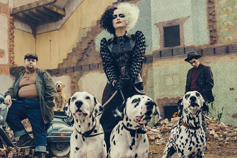 Cruella de Vil es un personaje de ficción y la principal villana en la novela 101 dálmatas.