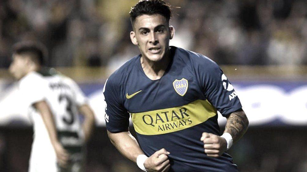 Cristian Pavón salió bien del quirófano y ahora espera que Boca lo negocie a LA Galaxy