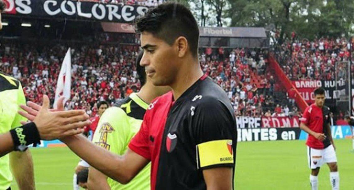Gerónimo Poblete está cerca de sumarse a Independiente