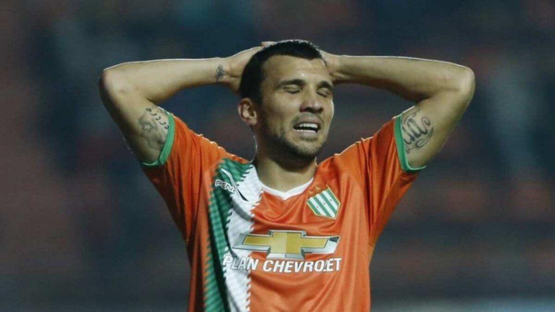 Nicolás Bertolo se sumó al plantel de Platense