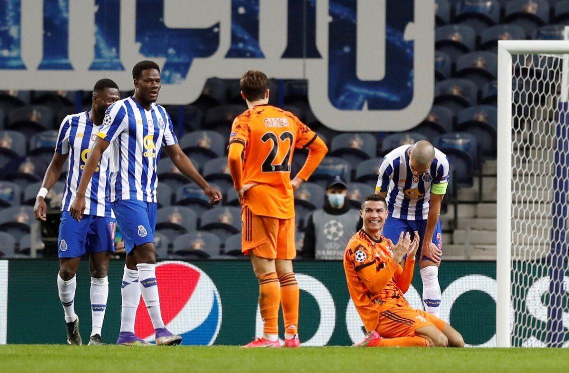 Juventus perdió con un error de Bentancur y con Dybala en el banco.