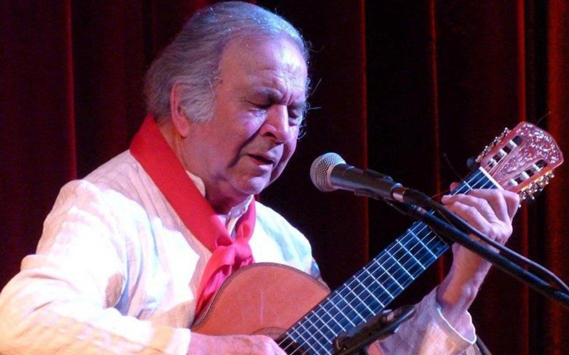 Murió Omar Moreno Palacios, símbolo del folklore surero