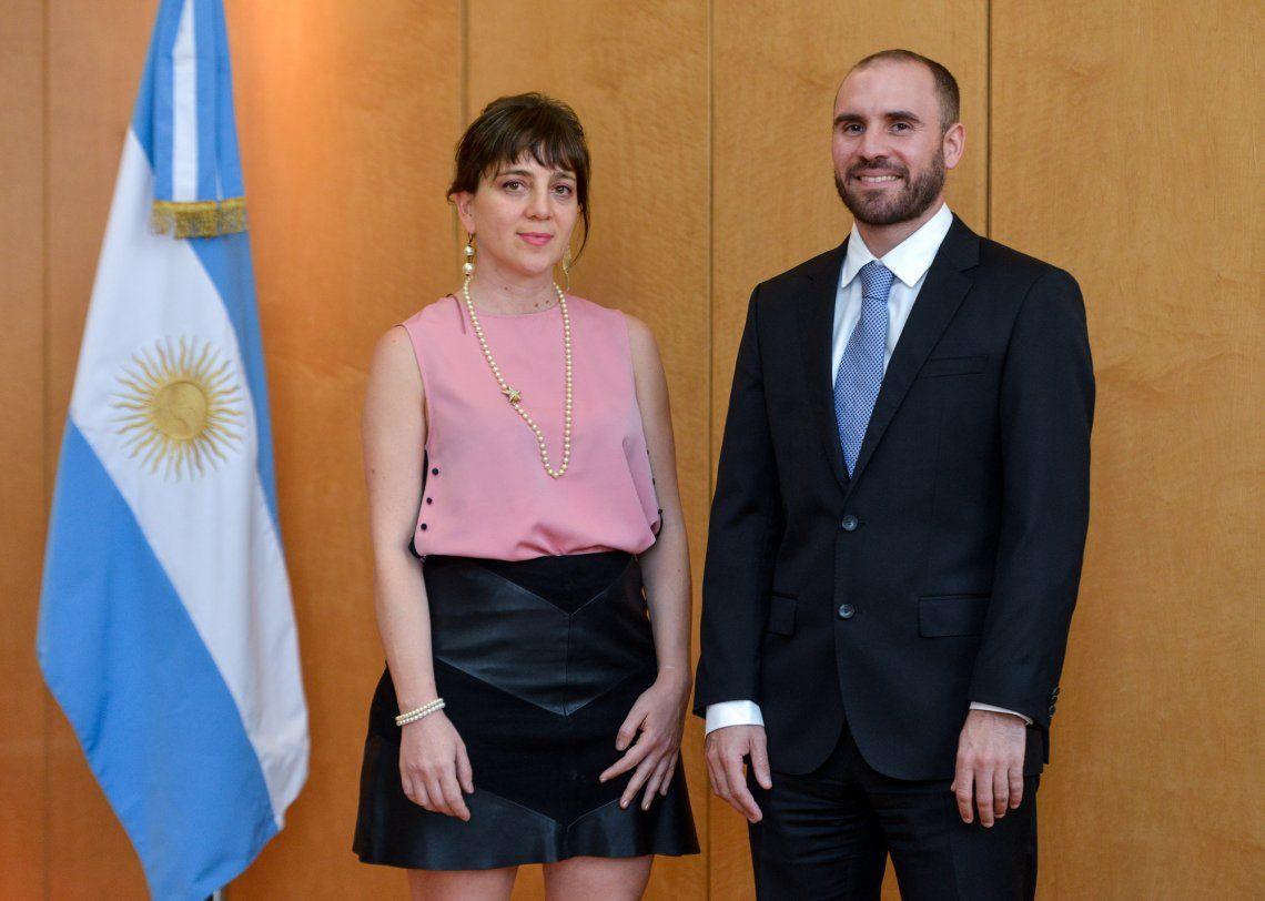 Quién es Mercedes DAlessandro, la argentina destacada por la revista TIME