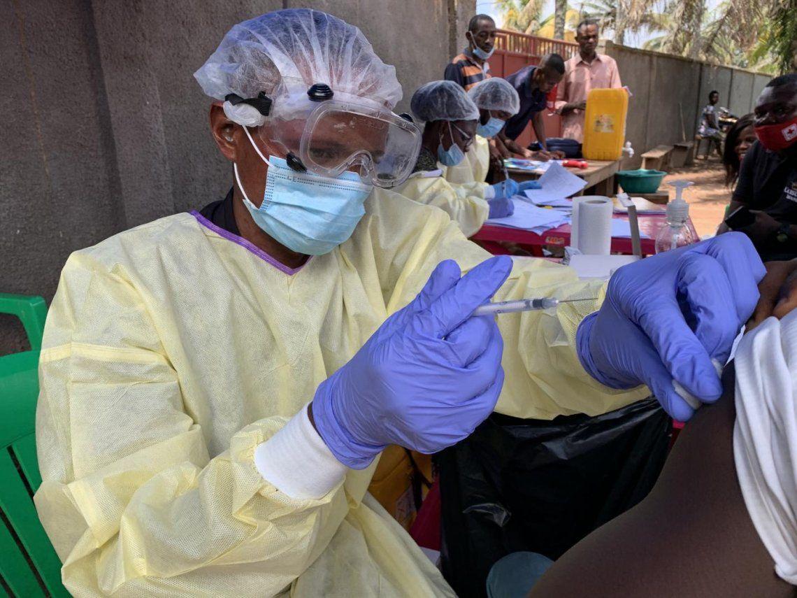 Estados Unidos hará todo lo posible por detener el brote de Ébola en África.