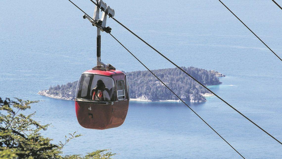 Bariloche: robaron la recaudación del Teléferico del Cerro Otto