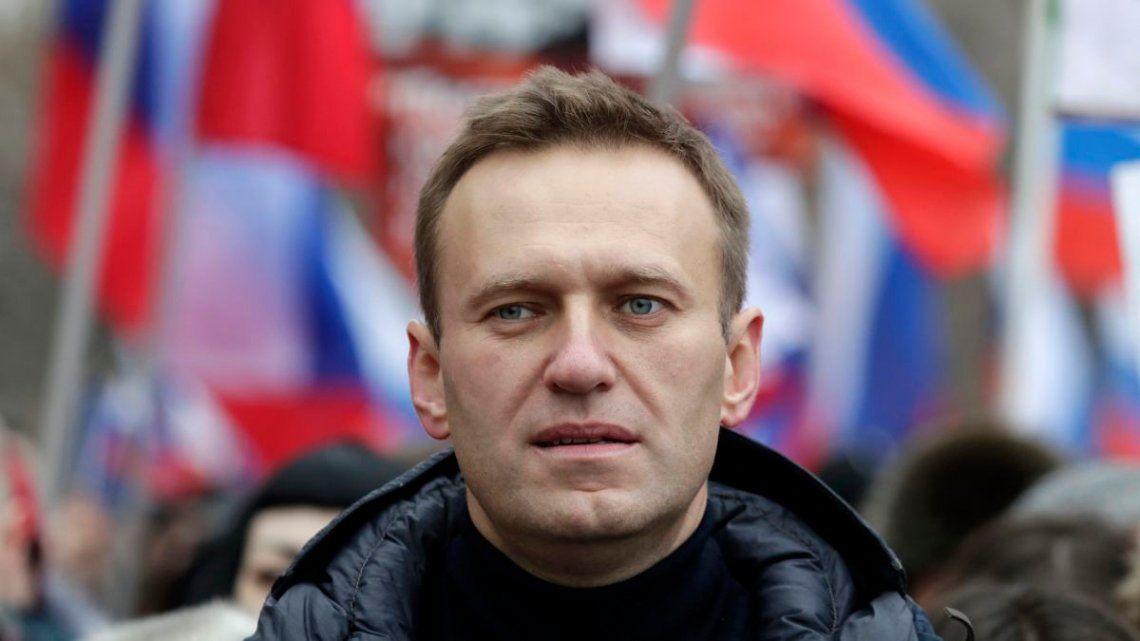 Alexey navalny seguirá preso en Rusia