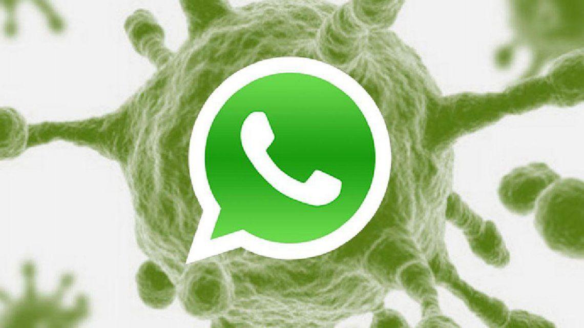 WhatsApp: ¿Te pueden meter un virus por una foto?