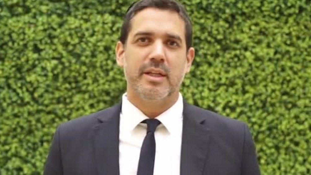 Marcelo Daniel Krawiec.