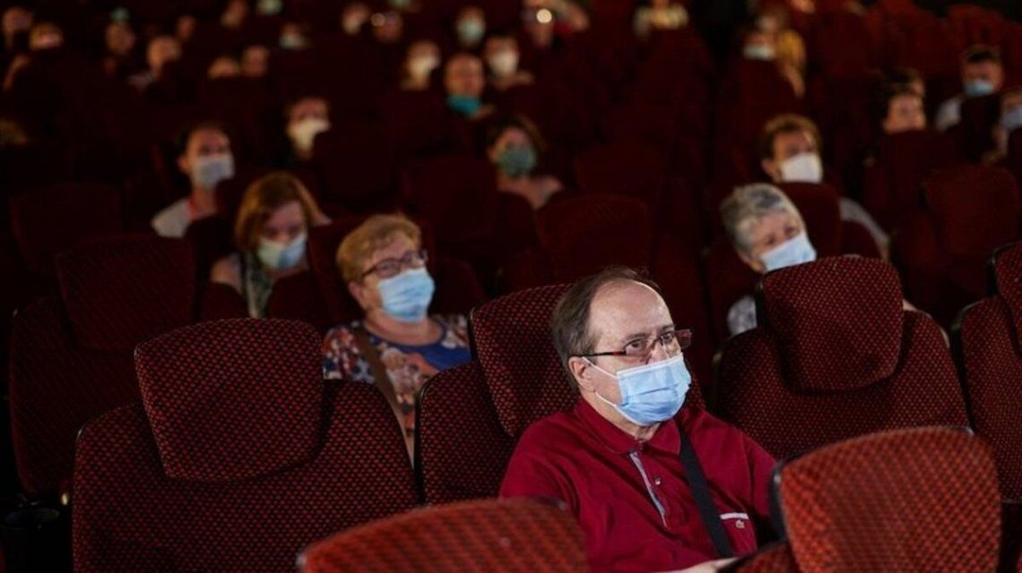 Cine: los exhibidores creen que es inminente la reapertura de las salas en la ciudad y la provincia de Buenos Aires.
