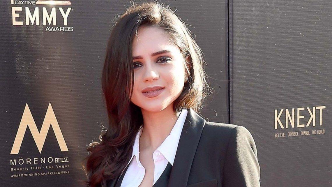 Sasha Calle en la nueva Supergirl