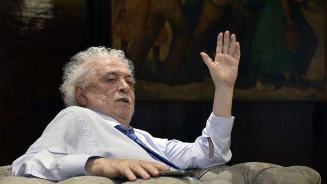 El presidente Alberto Fernández le pidió la renuncia a Ginés González García.
