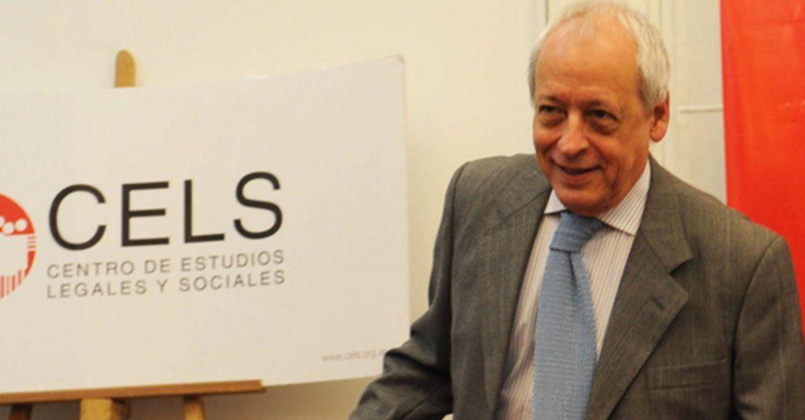 Trabajadores del CELS rechazaron que su presidente