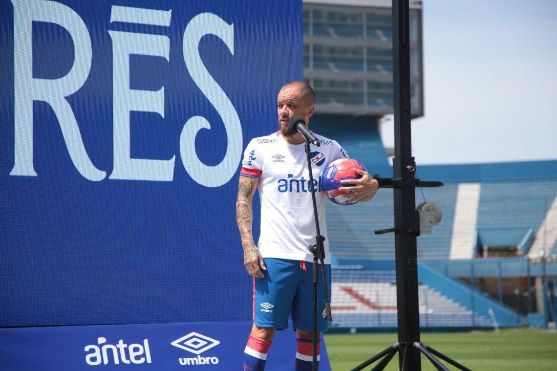 Andrés DAlessandro continuará su carrera en Nacional