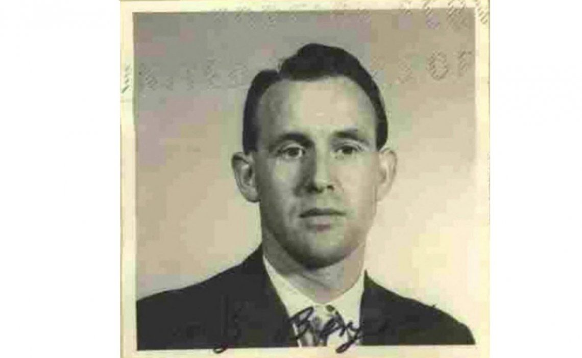 Llegó a Alemnia Friedrich Karl Berger (95) exguardia de un campo de concentración nazi