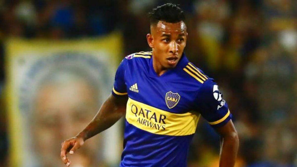 Sebastián Villa debe levantar su rendimiento para que Boca repunte