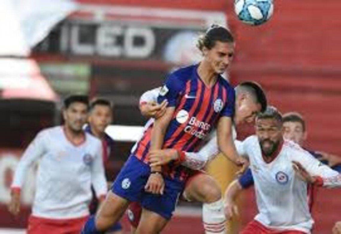 Diego Dabove dispuso que Federico Gattoni siga siendo titular