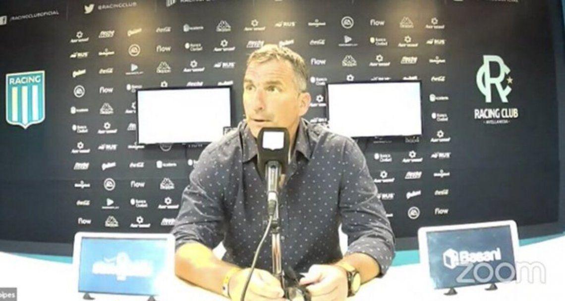 Juan Antonio Pizzi: Hemos mostrado muy poco juego