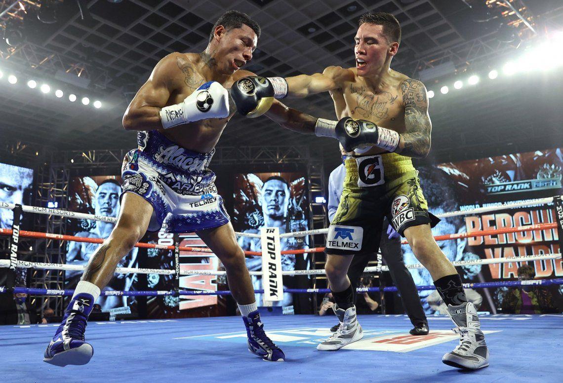 Oscar Valdez es el nuevo campeón mundial súperpluma del Consejo Mundial de Boxeo (CMB).