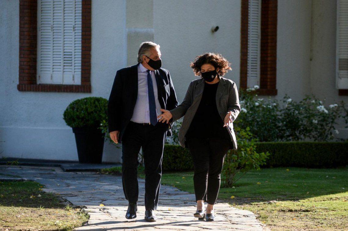 La ministra Carla Vizzoti autorizó la vacuna china de Sinopharm con carácter de emergencia