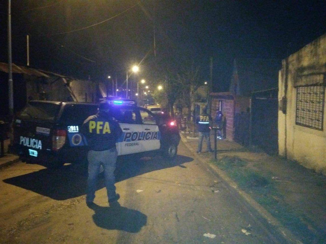 Nacrotráfico: la Policía Federal detuvo a una narcobanda integrada por barrabravas de Boca Junios