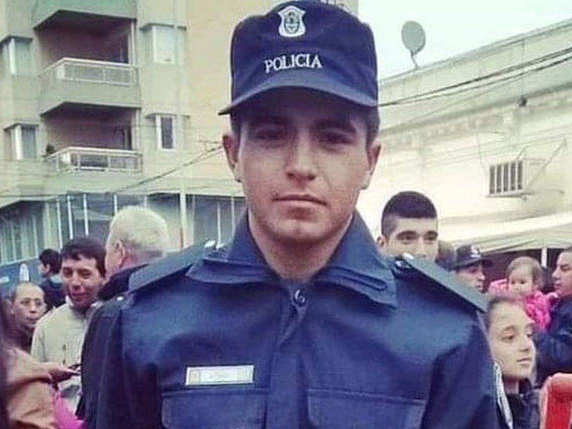 Matías Martínez está detenido en Junín por el femicidio de Úrsula Bahillo.