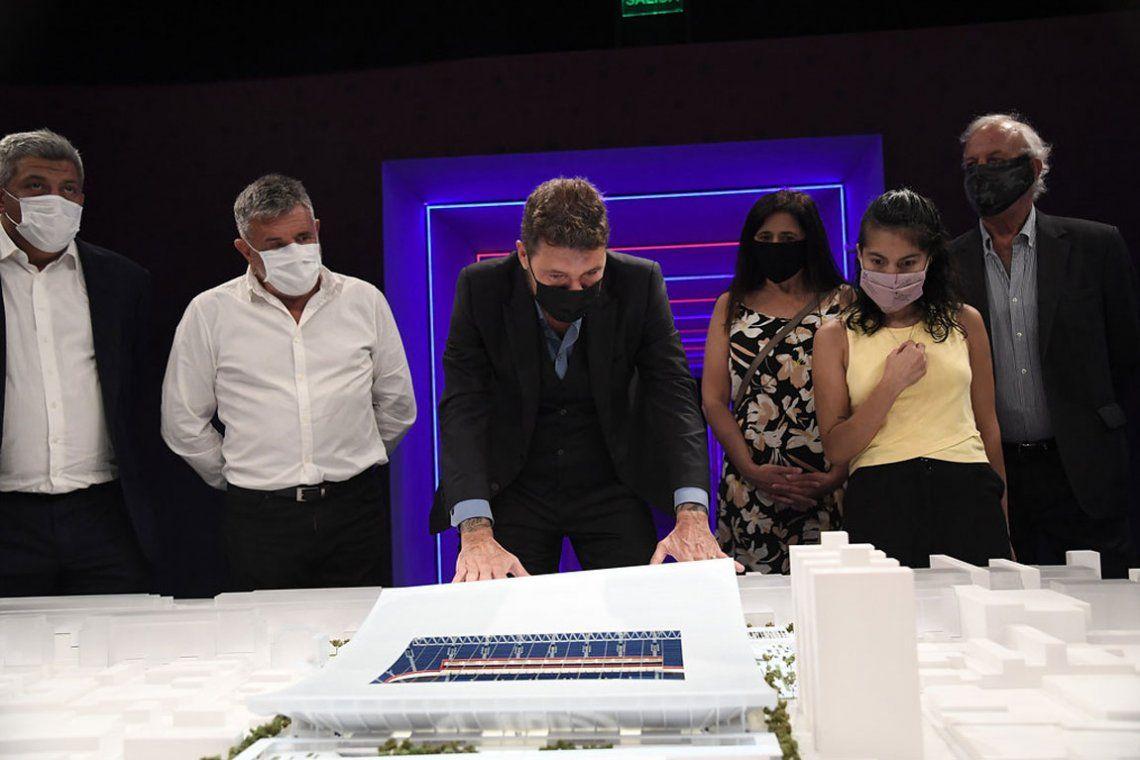 San Lorenzo: así será el nuevo estadio en Boedo